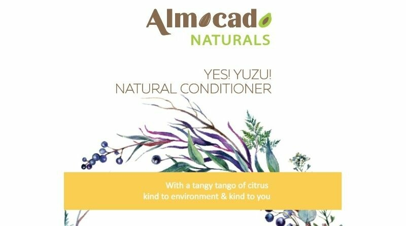 Almocado Yes Yuzu Strengthening Conditioner