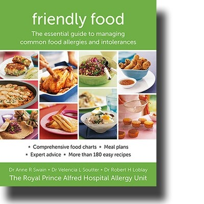 Friendly Food (with special deals for Sue's books too)
