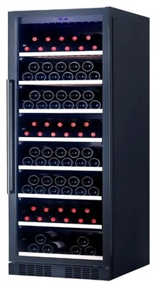 Grubel Wine Cabinet - 166 Bottles - Single Temperature (GWC-ST166BK)