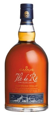 Camus 'Ile de Re - Cliffside Cellar' Cognac