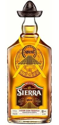 Sierra 'Spiced' Tequila Liqueur