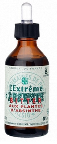 Absente 'Extreme' Absinthe Bitter (100ml - 70%)