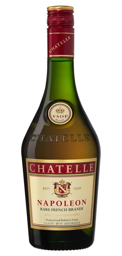 Chatelle 'VSOP Napoleon' Brandy