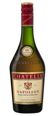 Chatelle 'VSOP Napoleon' Brandy