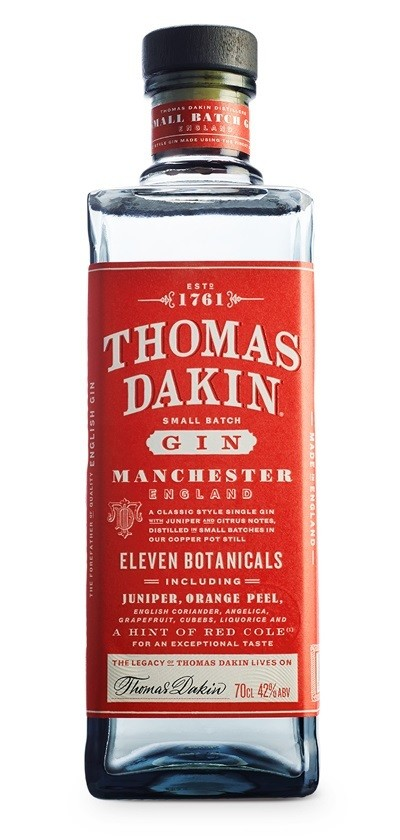 Thomas Dakin 'Small Batch' Gin