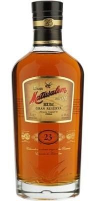 Matusalem 'Solera 23 Years Old' Gran Reserva Rum