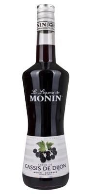 Monin Creme de Cassis de Dijon