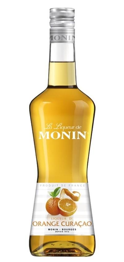 Monin Orange Curacao