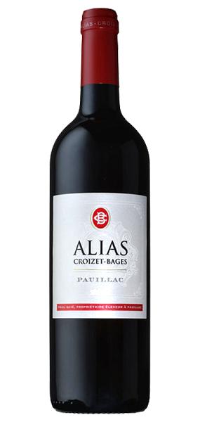 Alias Croizet-Bages - Pauillac 2012
