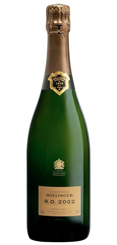 Bollinger 'R.D.' Champagne 2002
