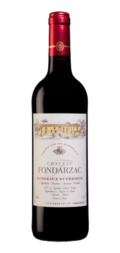 Chateau Fondarzac Rouge - Bordeaux Superieur