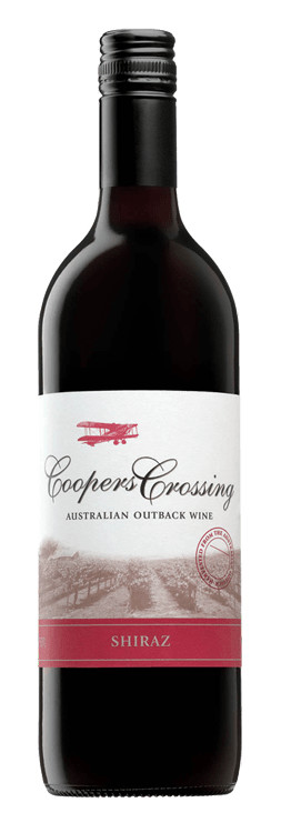Coopers Crossing Shiraz