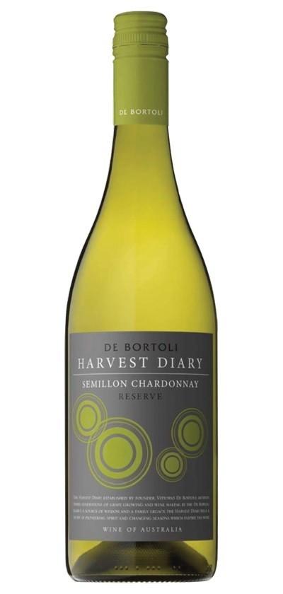 De Bortoli 'Harvest Diary Reserve' Semillon-Chardonnay