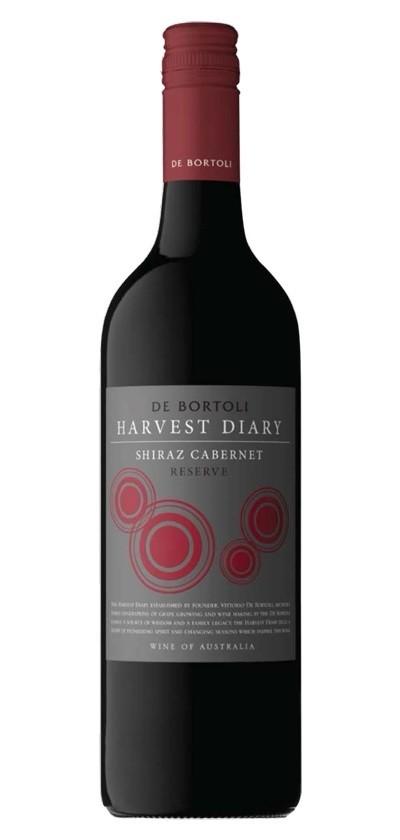 De Bortoli 'Harvest Diary Reserve' Shiraz-Cabernet
