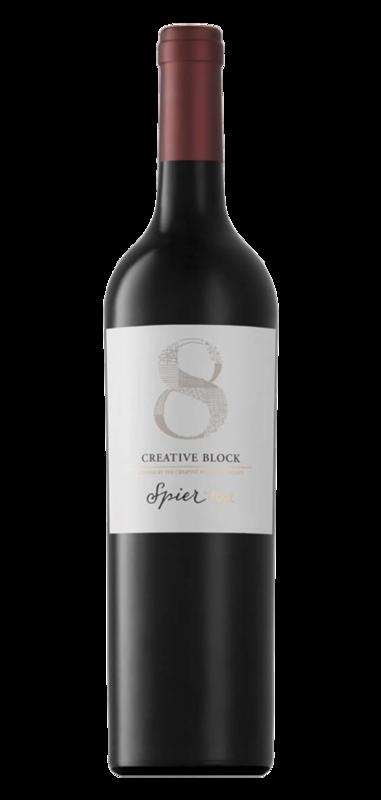 Spier 'Creative Block 8'