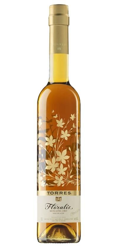 Torres 'Floralis' Moscatel Oro (500ml)