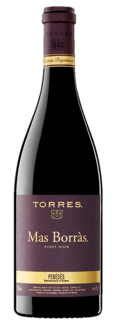 Torres 'Mas Borras' Pinot Noir - Penedes 2011