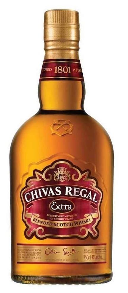 Chivas Regal 'Extra' Scotch Whisky