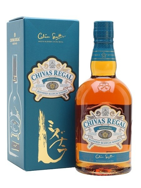 Chivas Regal 'Mizunara' Scotch Whisky