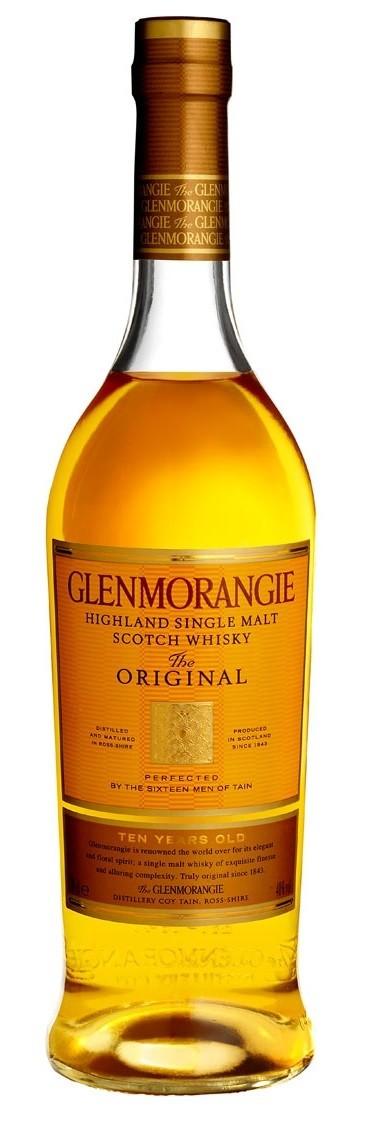 Glenmorangie '10 Years Old 'The Original' Single Malt Scotch Whisky