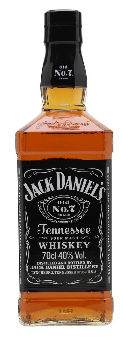 Jack Daniel's 'Old No7' Whiskey