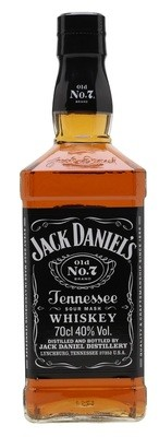 Jack Daniel's 'Old No7' Whiskey