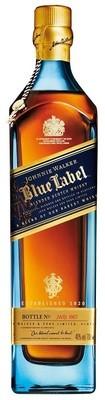Johnnie Walker 'Blue Label' Blended Scotch Whisky