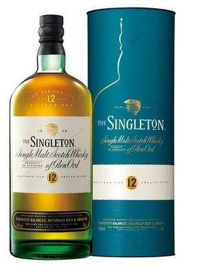 The Singleton '12 Years Old' Single Malt Scotch Whisky