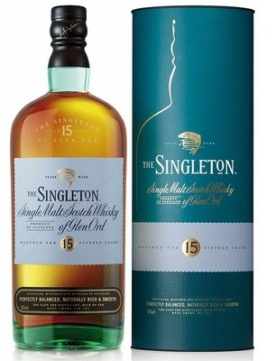 The Singleton '15 Years Old 'Single Malt Scotch Whisky