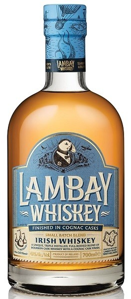 Lambay 'Small Batch Blend' Irish Whiskey