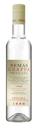 Ceschia 'Nemas Friulana' Grappa