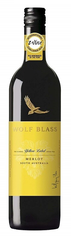 Wolf Blass 'Yellow Label' Merlot
