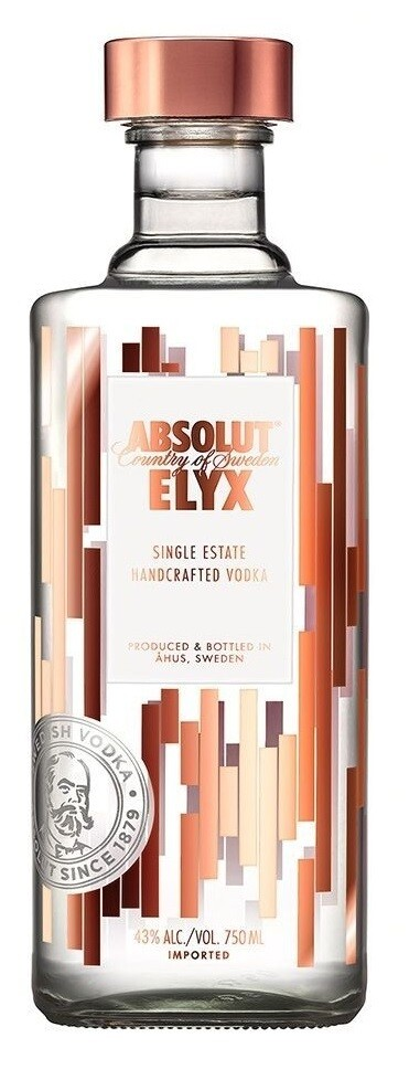 Absolut 'Elyx' Vodka