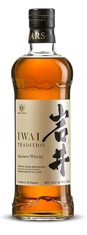 Iwai 'Tradition' Blended Whisky
