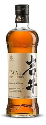 Iwai 'Tradition' Japanese Whisky