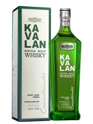 Kavalan 'Concertmaster' Single Malt Whisky