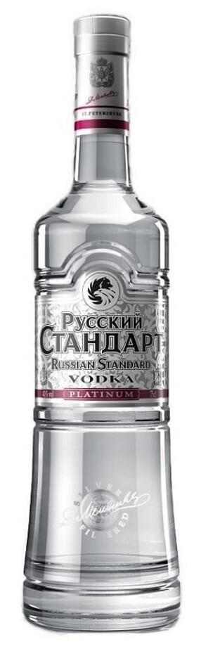 Russian Standard 'Platinum' Vodka