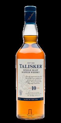 Talisker '10 Years Old' Single Malt Scotch Whisky