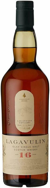 Lagavulin 16 Years Old Islay Single Malt Whisky