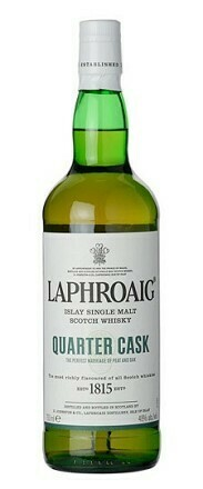 Laphroaig 'Quarter Cask' Single Malt Scotch Whisky