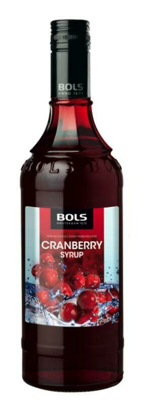 Bols Cranberry Syrup
