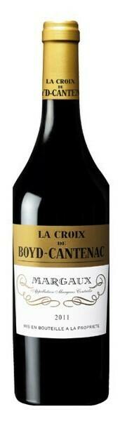 La Croix De Boyd-Cantenac - Margaux 2011