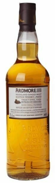 Ardmore 'Traditional Cask' Single Malt Scotch Whisky
