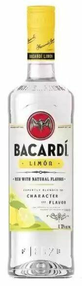 Bacardi 'Limon' Rum