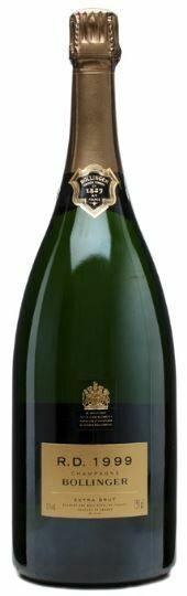 Bollinger 'R.D.' Champagne 1999 (Magnum - 1,500ml)