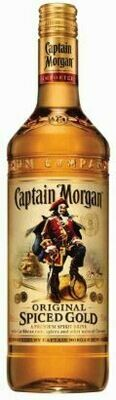 Captain Morgan 'Spiced Gold' Rum