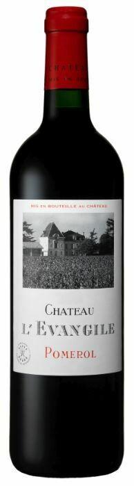 Chateau l'Evangile - Pomerol 2015