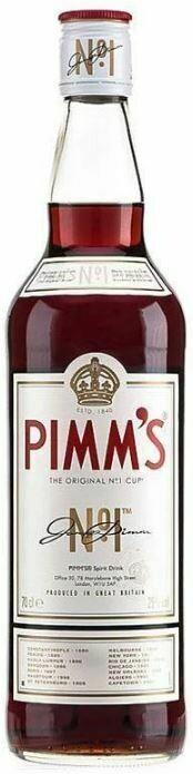 Pimm's 'Original No1'