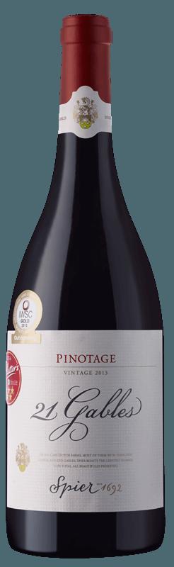 Spier '21 Gables' Pinotage (Magnum - 1,500ml)