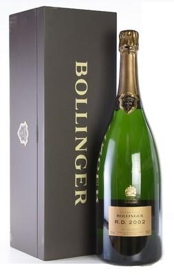 Bollinger 'R.D.' Champagne 2002 (Magnum - 1,500ml)